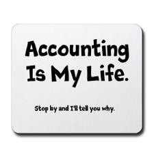 Accounting Quote Mousepads