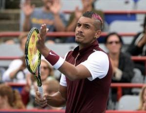 Under-fire Kyrgios to keep his Davis Cup spot, says captain Masur ...