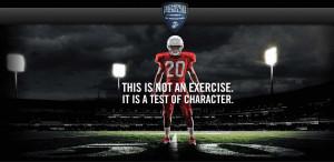 ... elite high-school athletes for the Semper Fidelis All-American Bowl