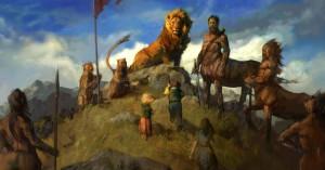 Liam Neeson is Wrong; Aslan Symbolizes Jesus