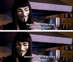 for Vendetta (Government)