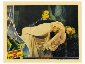 Frankenstein Meets the Wolf Man 1942