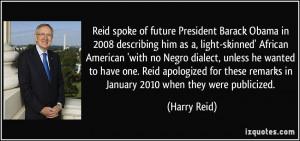 More Harry Reid Quotes