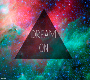 awesome, dream, galaxy, girl, pink