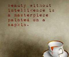 ... of nature and strength and brains of life and simplicity on the inside