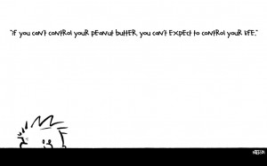 """... that none of it has tried to contact us."""" – Calvin(Bill Waterson"""