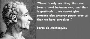 Baron de montesquieu famous quotes 3
