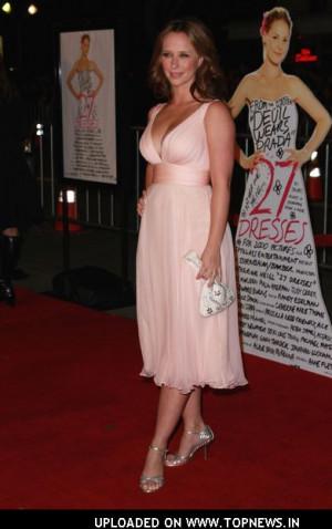 27 Dresses Premiere- Jennifer Love Hewitt