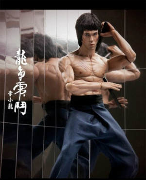 Toy of the day - Enter the dragon