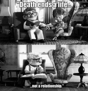 From the movie Up. #Love