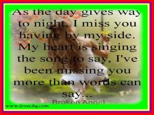 Missing boyfriend quotes tumblr