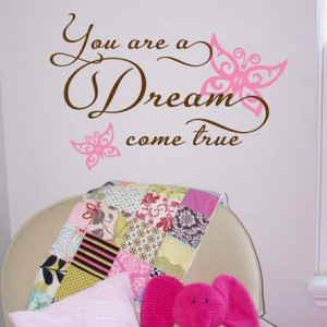 Inspirational+Quotes+for+Girls | ... Quotes Wall Stickers Decals ...