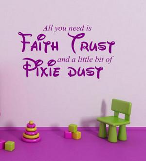 Disney Tinkerbell Quote