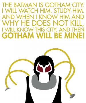 10 most bad-ass batman villain quotes ever!