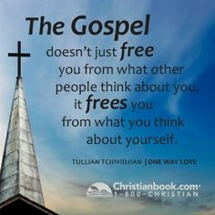 Tullian Tchividjian, One Way Love