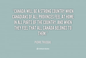 Canadian Sayings and Quotes