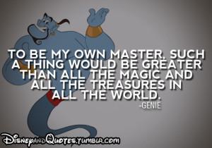 genie from aladdin quotes quotesgram