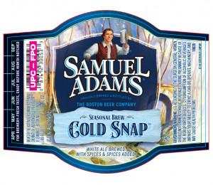 Sam Adams Bottle