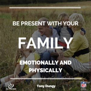 Tony Dungy Keep Your Vows