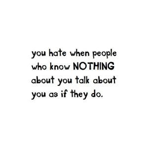 HATE Drama Truth