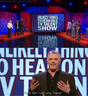 mock the week greg davies talent show true funny british comedy