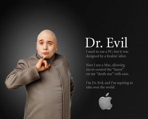 Dr. Evil Dr. Evil