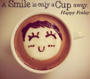 Friday Coffee