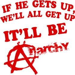 ... Quote T-Shirts > Breakfast Club Shirts > Anarchy of John Bender Shirt