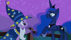 My Little Pony Friendship is Magic Luna Eclipsed