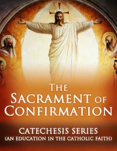 Sacrament Of Confirmation Clip Art Picture