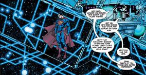 Panel From Superman #2, script/breakdowns by George Perez, pencils ...