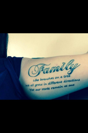 Family Tattoo Ideas 4 Family Tattoo Ideas Express Your Undying Love ...