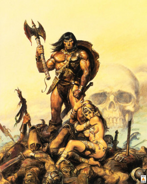 The Way of the Barbarian: Infusing Your Spiritual Life With Conan