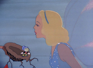 The Blue Fairy doesn't mess around. She tells it like it is. Don't ...