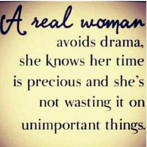No Drama!!!