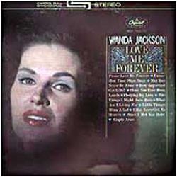 wanda jackson love me forever wanda jackson love me forever us 1963 lp ...