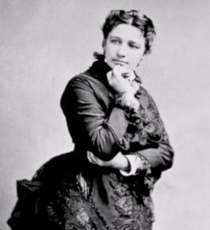 Victoria Woodhull, the first woman in the United States to run for ...