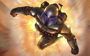 Jango Fett - Star Wars wallpaper