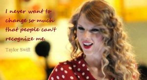Taylor Swift Inspirational Quote~ by swiftelleleviosa