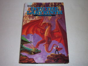 Into the Labyrinth Margaret Weis Tracy Hickman HARDCOVE
