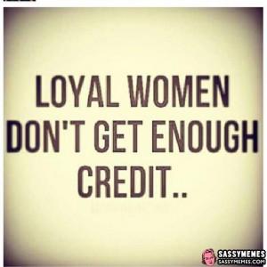 Loyal Women -