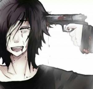 sad anime boy quotes