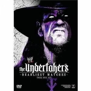 Combates del DVD de The Undertaker