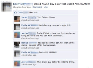 Funny Facebook Profile Updates, Wall Posts
