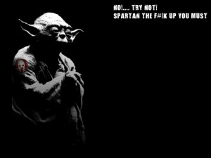 Race and #Yoda 720540 Pixel, Spartan Race, Spartan Warrior Quotes ...