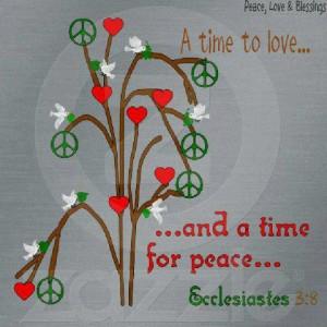 Time for Peace.. ƤЄƛƇЄ ☮ Լღvє
