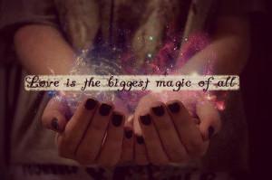 Magic quote #2