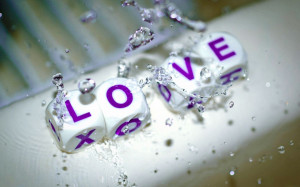 Dice of Love HD Wallpaper #6827