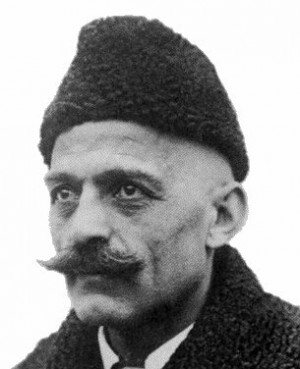 Gurdjieff photo from Chronology of Gurdjieff's Life by James ...