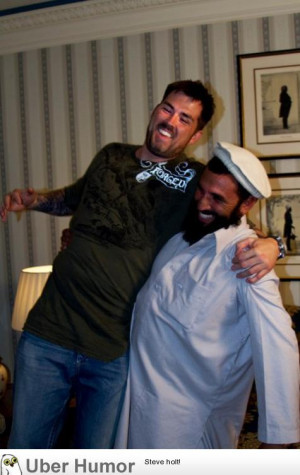 Former Navy SEAL Marcus Luttrell With His Friend Mohammad Gulab, The ...